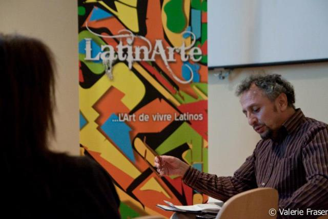INTERVENCION LATINARTE