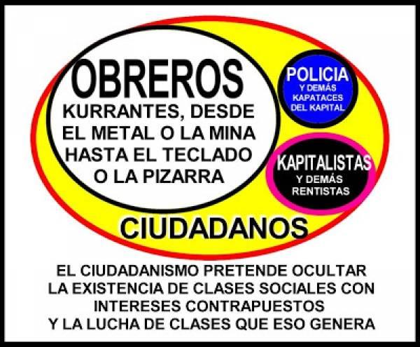 CIUDADANOS LUCHADORES