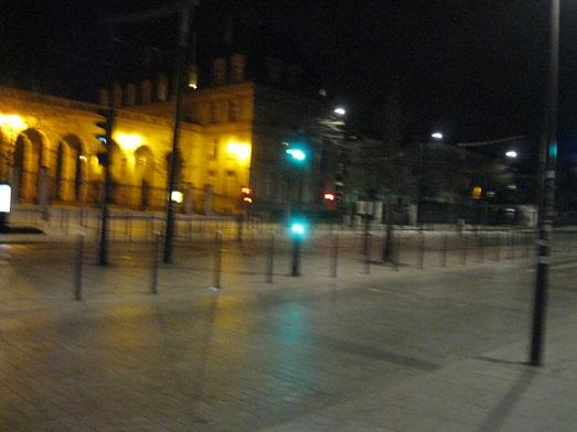 PRIMERA FOTO EN PARIS...