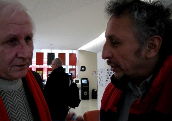 George Navet y J.G.