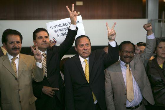 diputados senadores