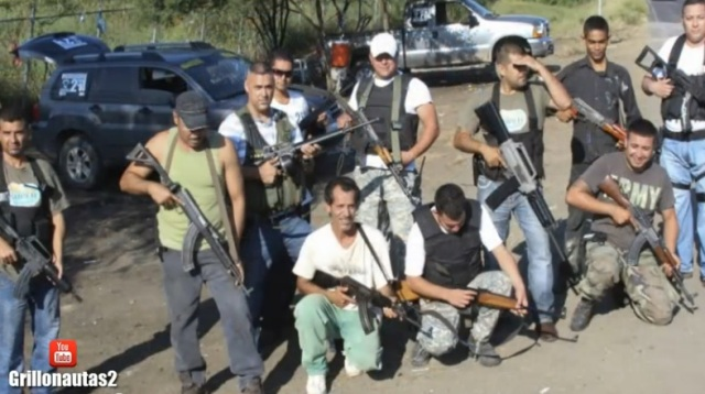 AUTODEFENSAS EN MICHOACAN.