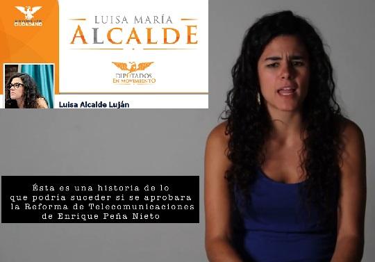LUISA ALCALDE LUJAN