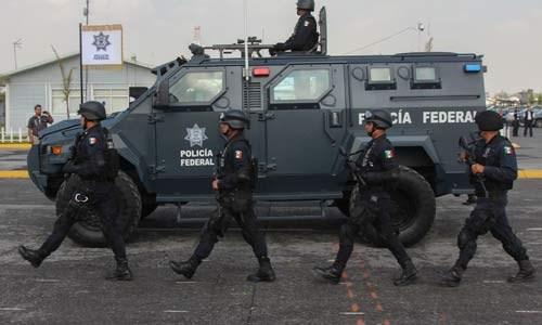 POLICIAS FEDERALES