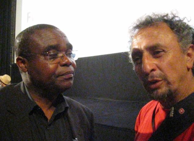 CYPRIAN JOSSON Y J.G. ENTREVISTA 2