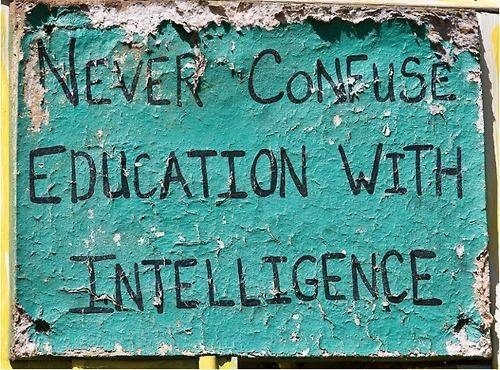 Education e Intelligence