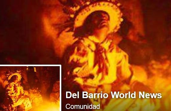 DEL BARRIO WORLD