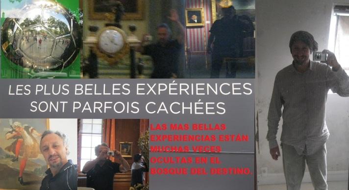 EXPERIENCIAS OCULTAS