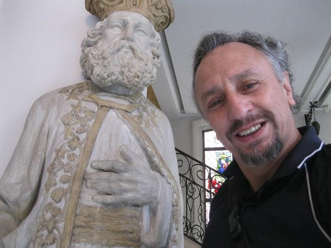 yo y el santo