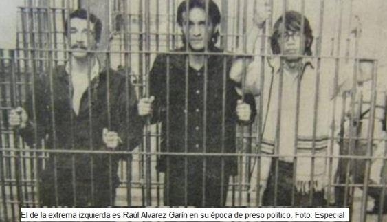 PRESO POLITIQUE EN 1968 ALVAREZ GARIN