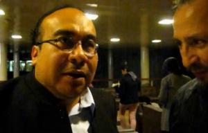 embajador BOLIVIA y yo