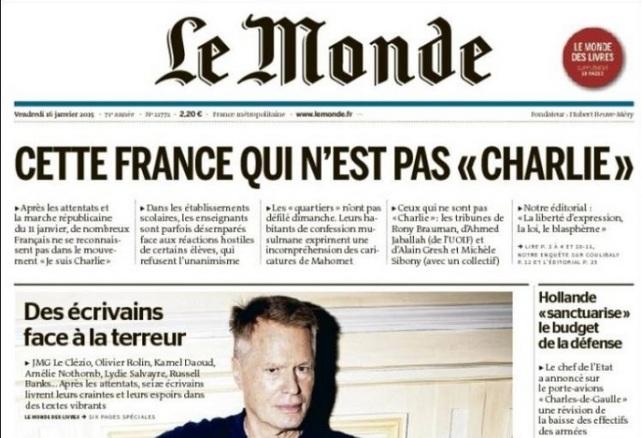 LE MONDE HOY