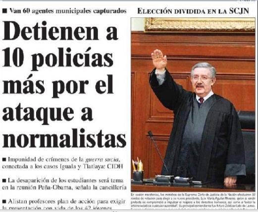 PORTADA LA JORNADA.