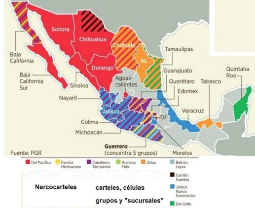 NARCOTERRITORIO NACIONAL 2