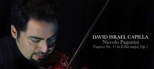 DAVID ISRAEL CAPILLA