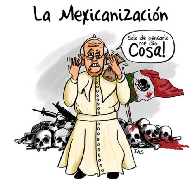 mexicanizacion...
