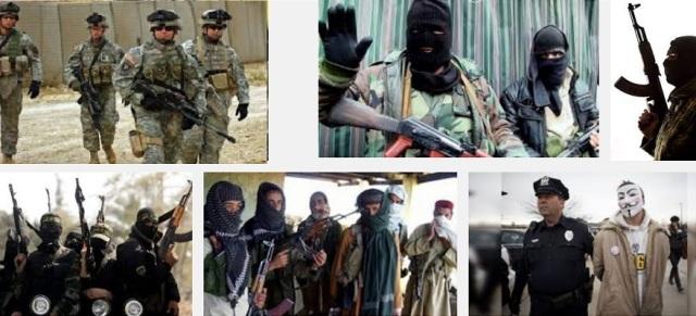TERRORISTAS MUNDIALES