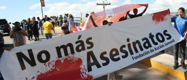VIOLENCIA EN HONDURAS.1