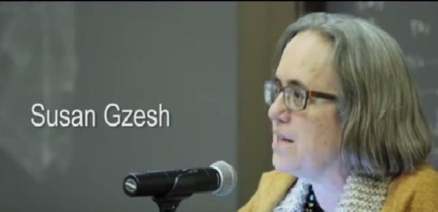 susan gzesh