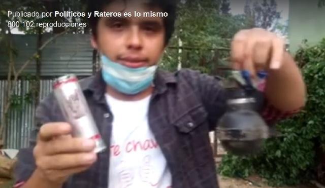 EVIDENCIAS REPRESION.