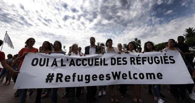 pro-refugiados