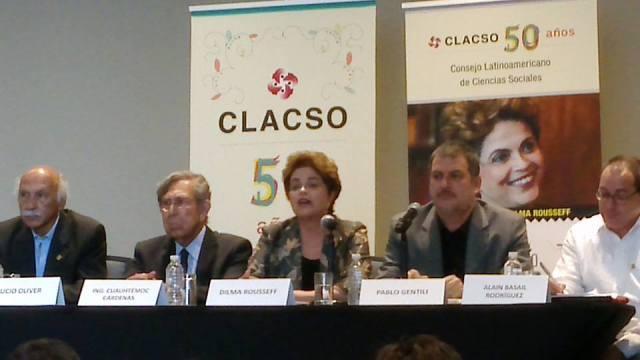 DILMA RUSSEF EN MEXICO CON CARDENAS