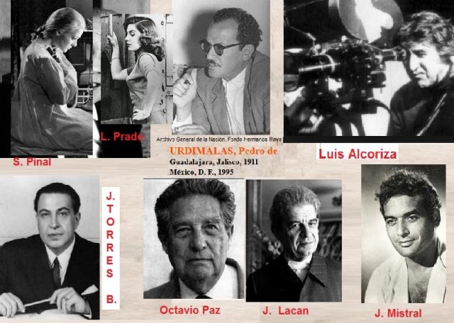 GENTE Y BUÑUEL 1946 A 1964