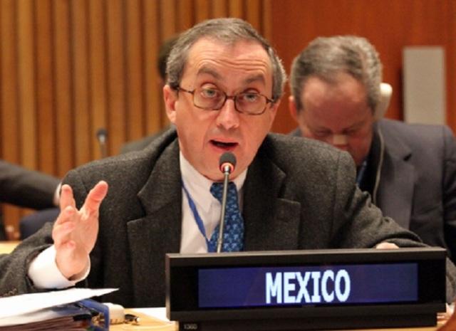 JUAN MANUEL GOMEZ ROBLEDO EMB MEX FR