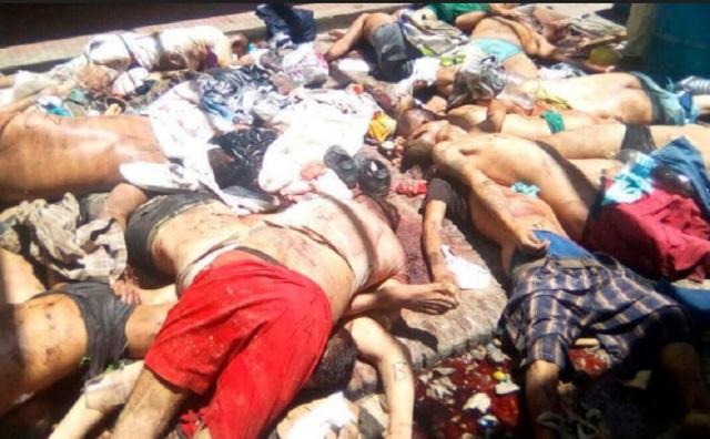 muertos en el penal de acapulco