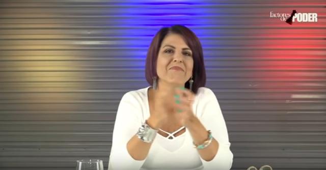 PATRICIA POLEO PERIODISTA VENEZOLANA.