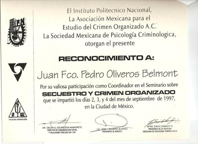 AMESCO SEMINARIO COORD 001