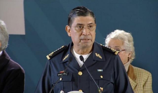 LUIS CRESENCIO SANDOVAL GONALEZ SRIO SEDENA